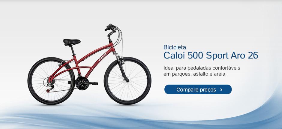 Bicicleta - Caloi 500