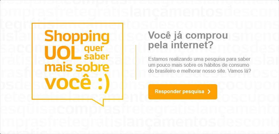 Pesquisa - ShoppingUOL