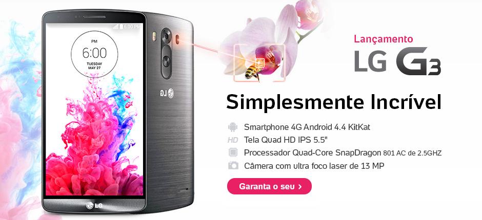 Celular - LG G3