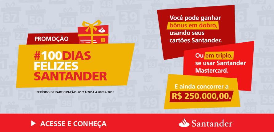 Santander - Publicidade