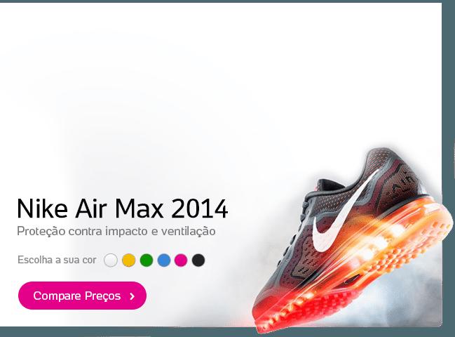 [sh] Tênis - Nike Air Max