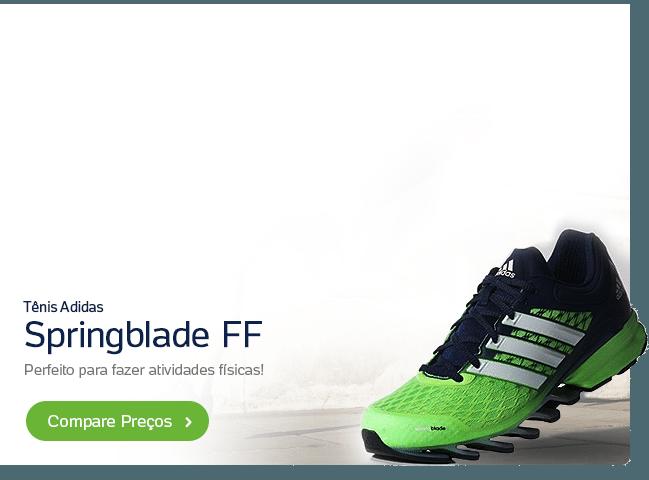 [sh] Tênis - Adidas Springblade