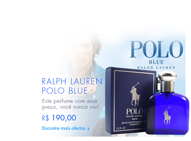 [sh] Ralph Lauren Polo Blue