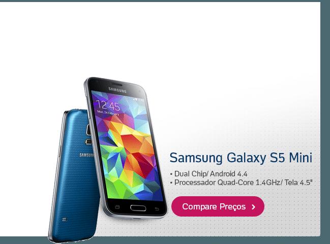 [sh] Celular - Galaxy S5 Mini