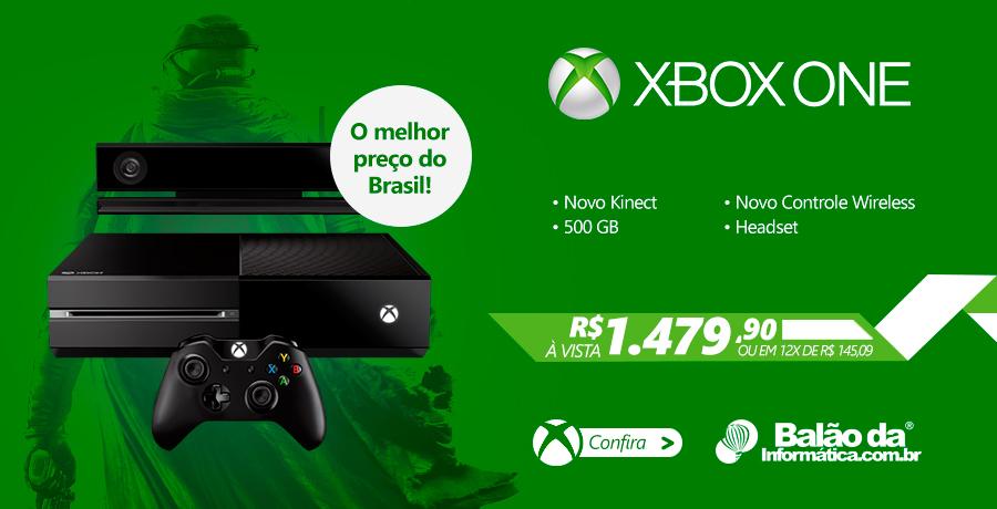 Xbox - Bal�o da Inform�tica